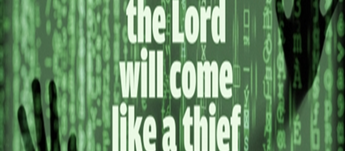 Bulletin - 1 Thes 5.2 The day of the Lord
