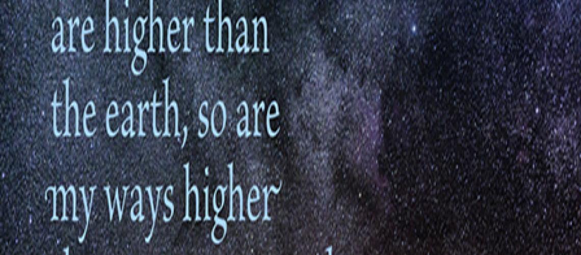 Bulletin Isaiah 55.9 As the Heavens