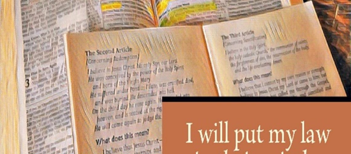 Bulletin - Jeremiah 31.33 Law in minds