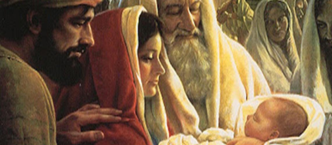Bulletin - John 1.14 Jesus was made flesh