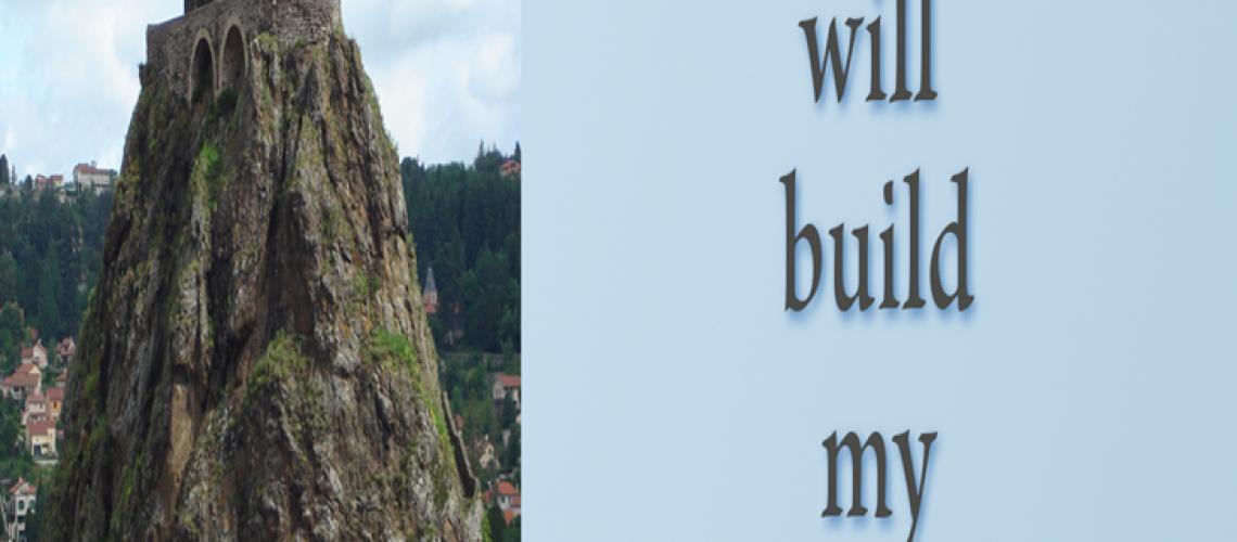 Bulletin - Matthew 16.18 Build my Church