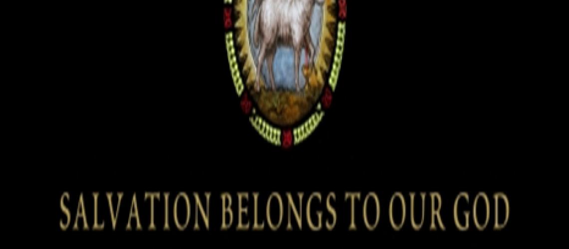 Bulletin - Rev 7.10 Salvation belongs to God