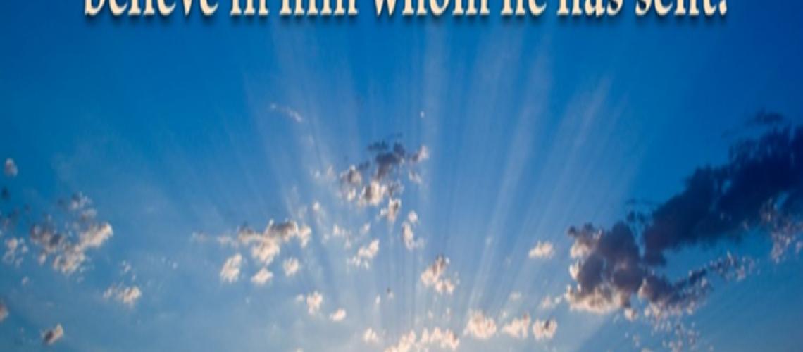 Bulletin - Work of God John 6.29